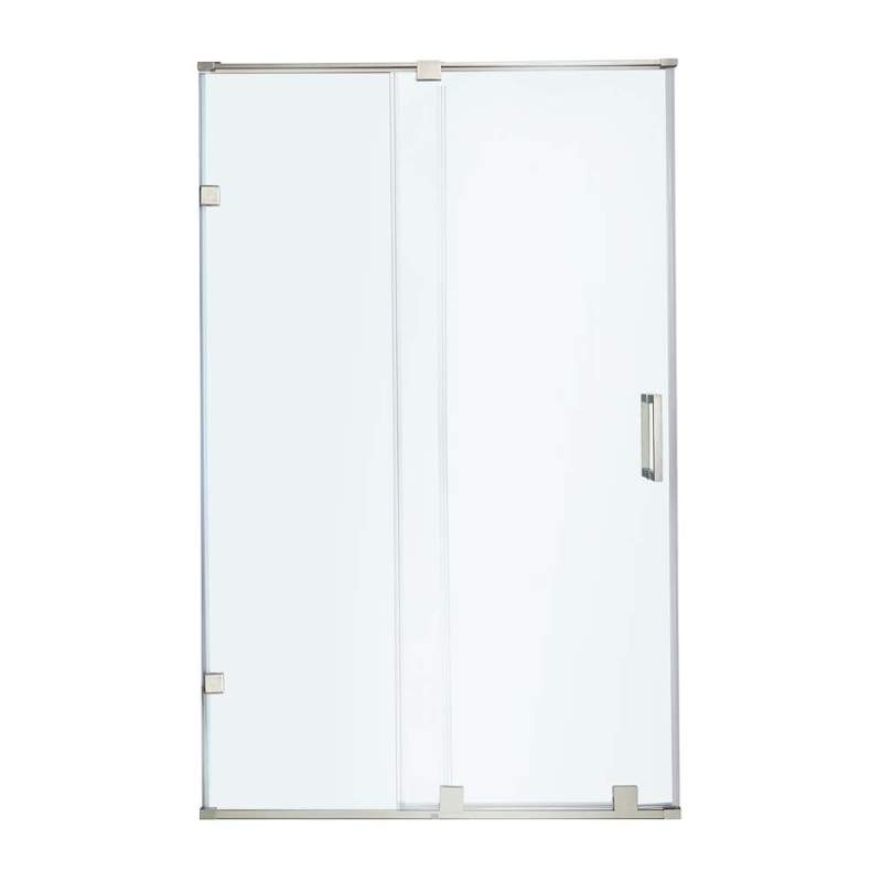 Vigo Vg60454873 Ryland 48 Inch Frameless Shower Door Clear